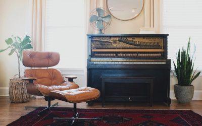 Skladištenje klavira